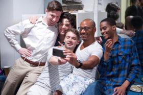 students-selfie