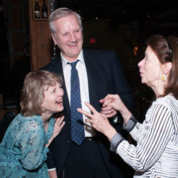 People at 70th Anniversary Celebration for HB Studio, provider of NYC acting classes