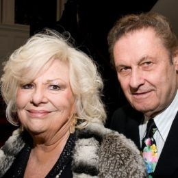 Renee Taylor and Joseph Bologna at benefit for HB Studio, provider of acting classes in NYC