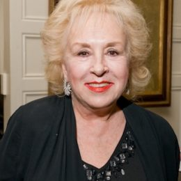 Doris Roberts at benefit for HB Studio, provider of acting classes in NYC