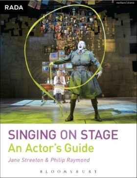 singing on stage- an actors guide