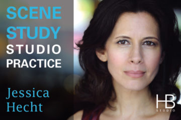 Jessica Hecht teaches an advanced Scene Study - Studio Practice class this Fall.