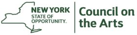This program is made possible by the New York State Council on the Arts with the support of Governor Andrew Cuomo and the New York State Legislature.