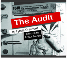 THE AUDIT graphic