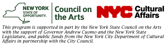 HB Studio NYC is supported by the New York State Council of the Arts