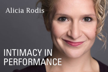 Photo of Alicia Rodis, instructor for Intimacy in Performance workshop