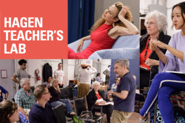 Uta Hagen Teacher's Training Lab Intensive