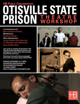 Otisville State Prison Theatre Workshop