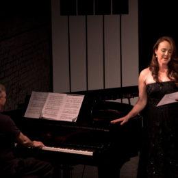 Melissa Errico performing