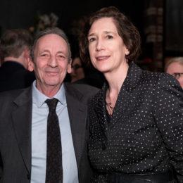 Alexander Bernstein and Marie-Louise Silva Stegall