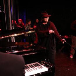 Musicians performing at HB Studio