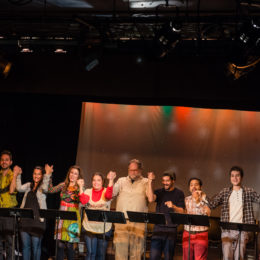 Staged Reading at HB Playwrights Theatre