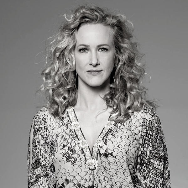 Headshot of Katie Finneran