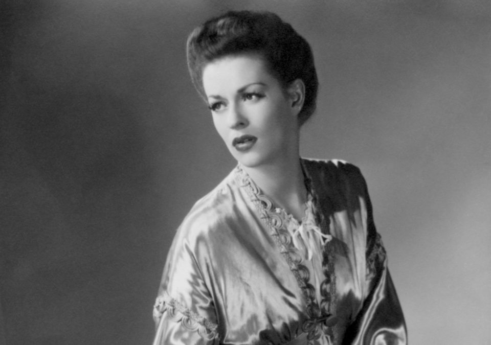 Uta Hagen Actress and Master Teacher of HB Studio