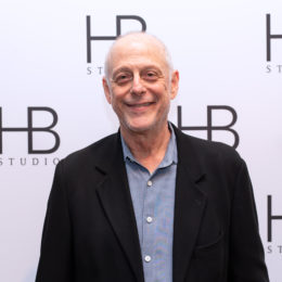 Mark Blum at HB Studio's Uta Hagen at 100 Gala
