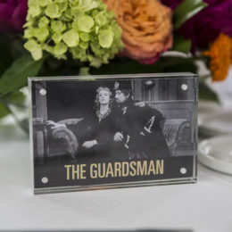 Uta Hagen stage photo from The Guardsman