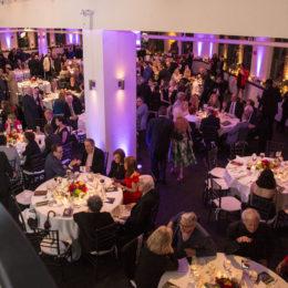 HB Studio's Uta Hagen at 100 Gala at Tribeca Rooftop