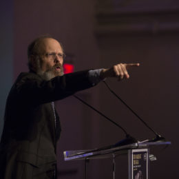 David Hyde Pierce at HB Studio's Uta Hagen at 100 Gala