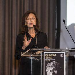 Elaine May at HB Studio's Uta Hagen at 100 Gala