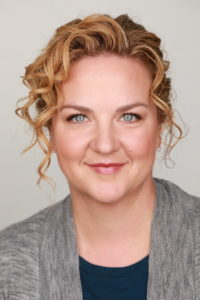 Head shot of actress and acting coach Wade Barrett
