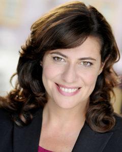 Headshot of actress Francesca Ferrara